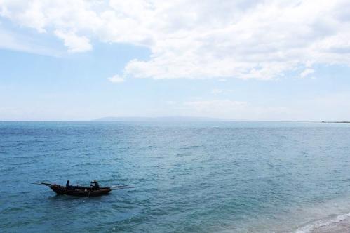 Obama Beach, Haiti