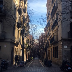 Barcelona, Spain - 7 February, 2017