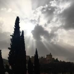 Granada, Spain - 23 February, 2017
