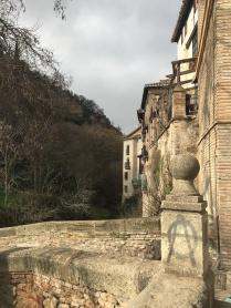 Granada, Spain - 27 February, 2017