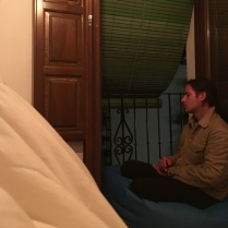 Home., Granada, Spain - 28 February, 2017